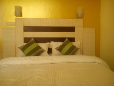 Bedroom Image of Gaurav Residency PG in Sector 31