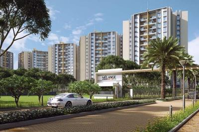 Gallery Cover Image of 1287 Sq.ft 3 BHK Apartment for buy in Hinjewadi for 6600000
