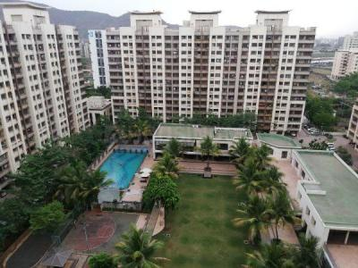 Gallery Cover Image of 1100 Sq.ft 2 BHK Apartment for rent in Kalpataru Riverside, Panvel for 20000