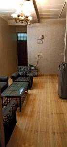 Living Room Image of Super Accommodation in Ahinsa Khand