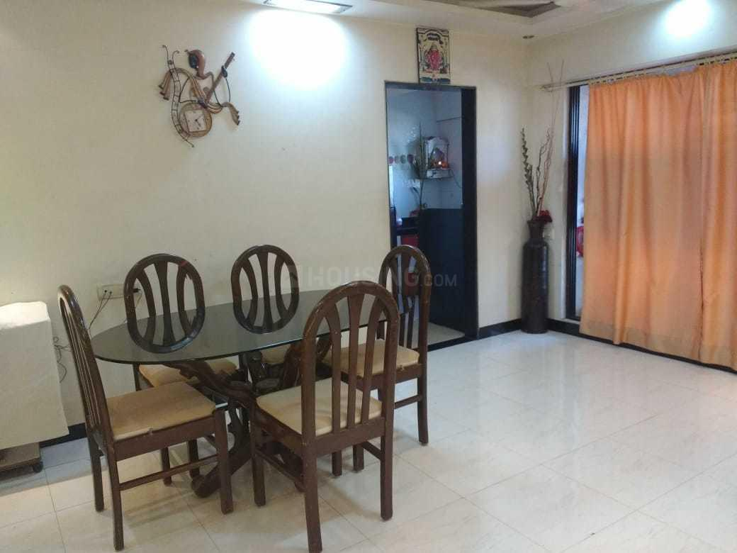 Living Room Image of 600 Sq.ft 1 BHK Apartment for rent in Chembur for 35000