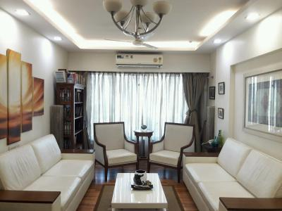 Gallery Cover Image of 1500 Sq.ft 3 BHK Apartment for rent in Santacruz East for 95000