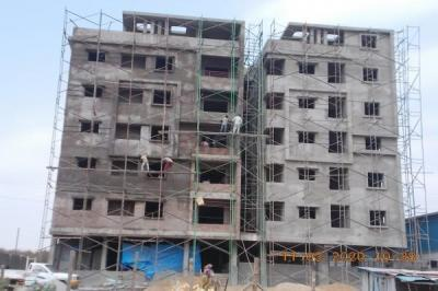 Gallery Cover Image of 1315 Sq.ft 2 BHK Apartment for buy in Akshita Heights One, Alwal for 5260000