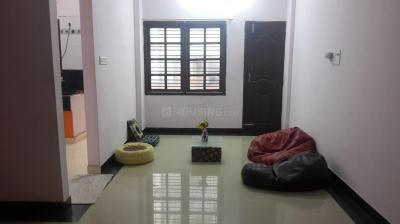 Gallery Cover Image of 790 Sq.ft 2 BHK Independent Floor for rent in Kaval Byrasandra for 13500