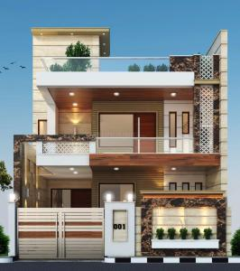 Gallery Cover Image of 1500 Sq.ft 5 BHK Villa for buy in Sector 110 for 11500000