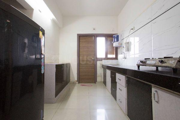 Kitchen Image of Hetal Shah Exclusive Accommodation in Navrangpura