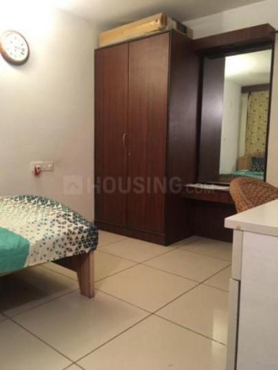 Bedroom Image of 200 Sq.ft 1 RK Independent Floor for rent in Krishvi Orange Tree, Brookefield for 15000