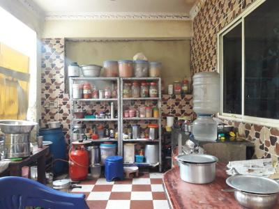 Kitchen Image of Pragati Boys PG in Kumaraswamy Layout