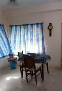 Dining Area Image of It's An Apartment in Garia