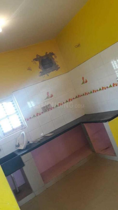 Kitchen Image of 1000 Sq.ft 2 BHK Independent Floor for rent in Hosur for 650000