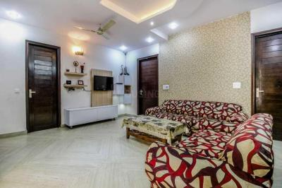 Gallery Cover Image of 2200 Sq.ft 4 BHK Independent Floor for rent in Hari Nagar for 80000