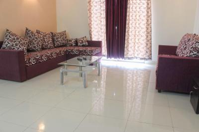 Living Room Image of Flat No. 801, I Wing , Omega Paradise in Wakad