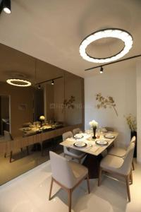 Gallery Cover Image of 666 Sq.ft 2 BHK Apartment for buy in Wadhwa Wise City, Panvel for 5703000