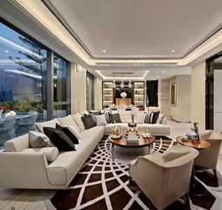 Gallery Cover Image of 3281 Sq.ft 4 BHK Apartment for buy in Raheja Vanya, Sector 99A for 15600000