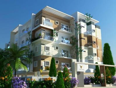 Gallery Cover Image of 905 Sq.ft 2 BHK Apartment for buy in Varthur for 5000000