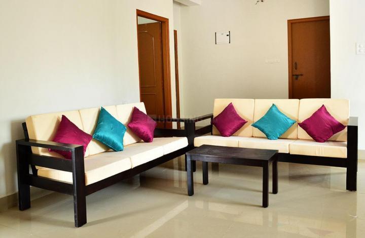 Living Room Image of PG 4642021 Kasturi Nagar in Kasturi Nagar