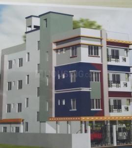 Gallery Cover Image of 860 Sq.ft 2 BHK Apartment for buy in Baghajatin for 3700000