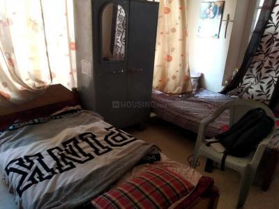 आर. टी. नगर में गोल्डन आर्क पीजी में बेडरूम की तस्वीर
