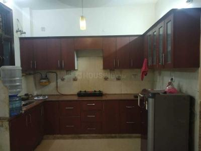 Gallery Cover Image of 1050 Sq.ft 2 BHK Independent Floor for rent in Shakti Khand for 12500