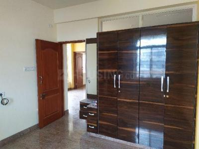 Gallery Cover Image of 1000 Sq.ft 2 BHK Independent Floor for rent in Hebbal Kempapura for 16000