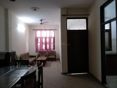 Living Room Image of Sumit PG in Chhattarpur