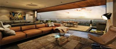 Living Room Image of 2700 Sq.ft 3 BHK Apartment for buy in Skye Luxuria 20, Vijay Nagar for 19000000