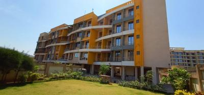 Gallery Cover Image of 600 Sq.ft 1 BHK Apartment for buy in Krishna Vinayak Aangan, Karjat for 1900000