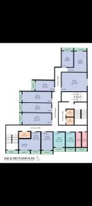 Gallery Cover Image of 704 Sq.ft 1 BHK Apartment for buy in Om Enclave, Kalyan West for 5139200