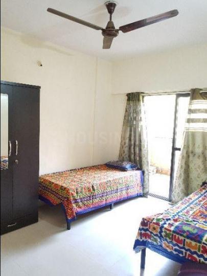 कलास में श्री पीजी में बेडरूम की तस्वीर