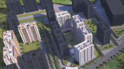 Gallery Cover Image of 1354 Sq.ft 3 BHK Apartment for buy in Park District, Hinjewadi for 8345213