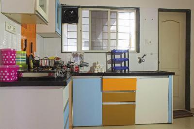 Kitchen Image of B308 The Island in Wakad