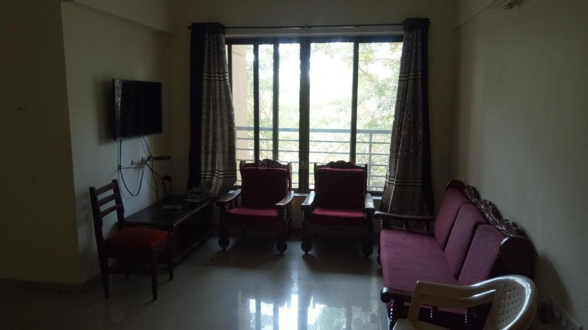 Living Room Image of 1235 Sq.ft 3 BHK Apartment for rent in Mira Road East for 30000