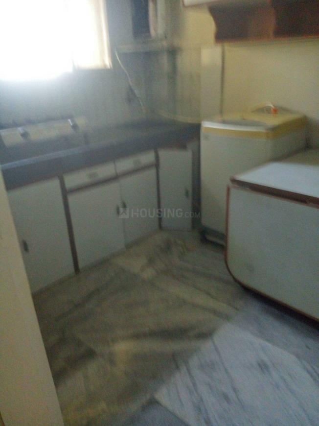 Kitchen Image of 600 Sq.ft 1 BHK Apartment for rent in Andheri West for 35000