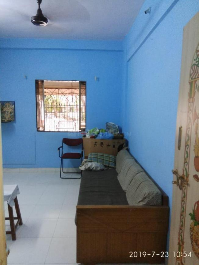 Living Room Image of 500 Sq.ft 1 BHK Apartment for rent in Bandra East for 30000