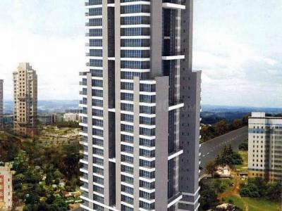 Gallery Cover Image of 1465 Sq.ft 3 BHK Apartment for rent in Conwood Enclave, Thane West for 40000