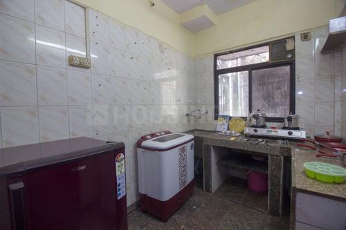 Kitchen Image of Prakash Kusum Prakash's Nest in Mira Road East