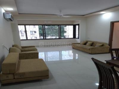 Gallery Cover Image of 1250 Sq.ft 3 BHK Apartment for rent in Santacruz West for 85000