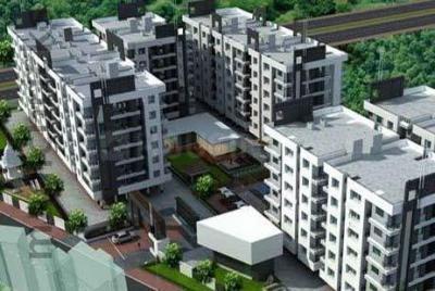 Gallery Cover Image of 1250 Sq.ft 3 BHK Apartment for buy in Raj Shreeji Heights, Bhicholi Mardana for 2800000