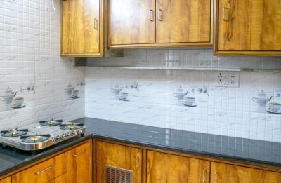 Kitchen Image of Vamsi Nest in Marathahalli