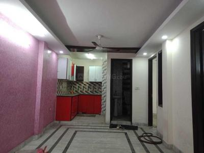 Gallery Cover Image of 670 Sq.ft 2 BHK Independent Floor for rent in Govindpuri for 12000