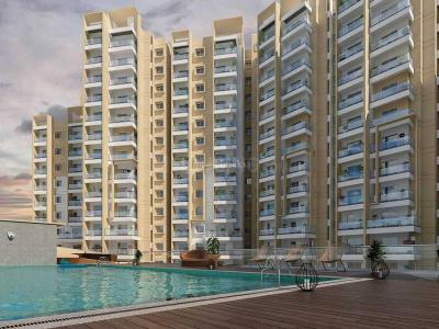 Gallery Cover Image of 1115 Sq.ft 2 BHK Apartment for buy in Meda Heights, Doddakannelli for 7851385
