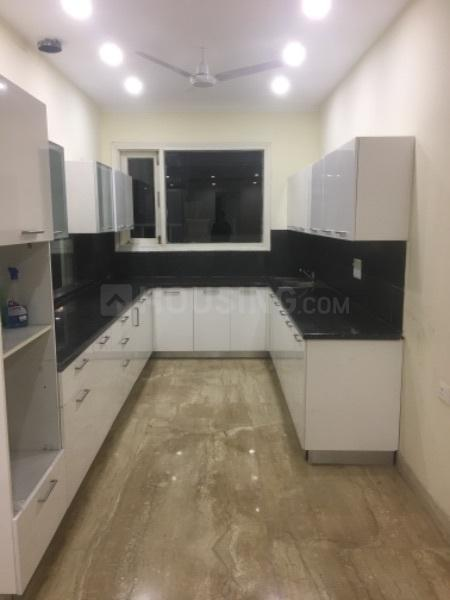 Kitchen Image of 2900 Sq.ft 4 BHK Independent Floor for buy in DLF Phase 2 for 22500000