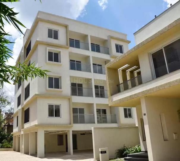 Building Image of 538 Sq.ft 1 BHK Apartment for buy in Krishnarajapura for 3500000