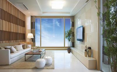 Gallery Cover Image of 720 Sq.ft 1 BHK Apartment for buy in Sambhav Deep Visionaire, Kharghar for 5300000
