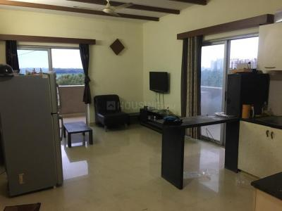 Gallery Cover Image of 990 Sq.ft 1 BHK Apartment for rent in Corporate Suncity Apartments, Bellandur for 18000