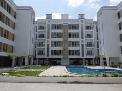 Gallery Cover Image of 1441 Sq.ft 3 BHK Apartment for buy in Creations Valencia, Egattur for 6499998