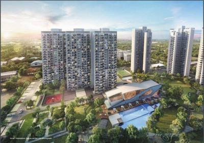Gallery Cover Image of 1557 Sq.ft 3 BHK Apartment for buy in Godrej Nature Plus, Sector 33, Sohna for 9700000