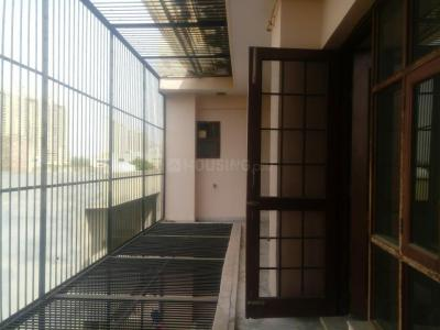 Gallery Cover Image of 1800 Sq.ft 3 BHK Independent House for rent in Sector 105 for 23000