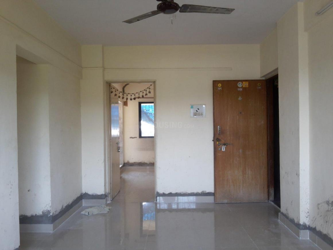 Living Room Image of 1300 Sq.ft 2 BHK Apartment for rent in Airoli for 22000
