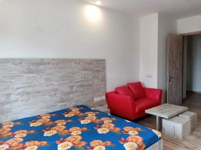 Gallery Cover Image of 540 Sq.ft 1 RK Independent Floor for rent in DLF Phase 4 for 20000